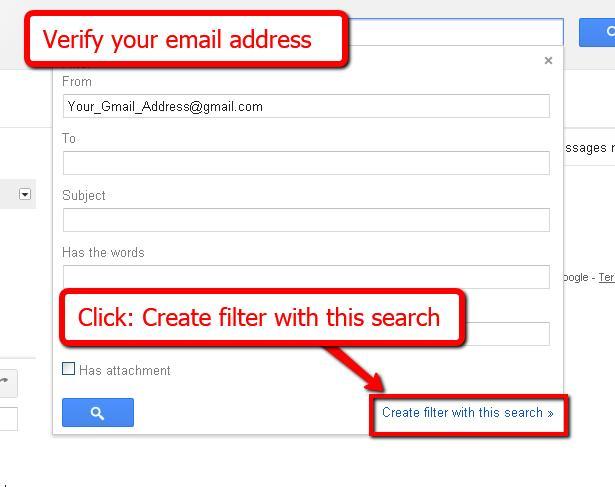 Gmail Step6