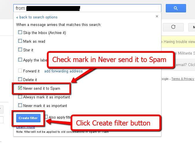 Gmail Step7